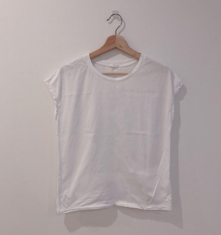 【GU】990円!使えるプチプラTシャツ!_1