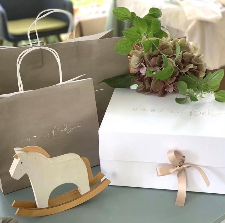 カブらない出産祝いに、日本初上陸サステナブルベビーブランド「BARE  and Boho」のプレゼントボックス
