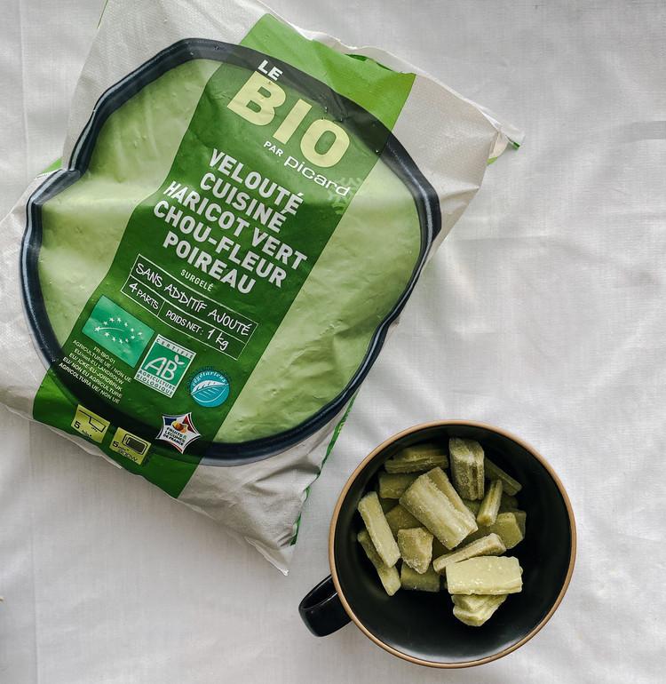 【Picard(ピカール)】滑らかなBIO野菜のスープは、好きな時に必要な量だけ解凍できる!