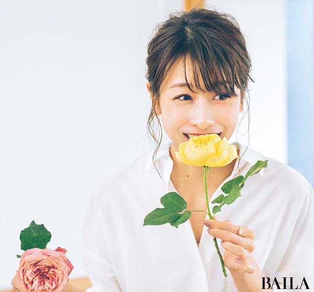 初夏のエネルギーに満ちたバラの生け方いろいろ【カトパンのあえて小さく飾る花レッスン】_1