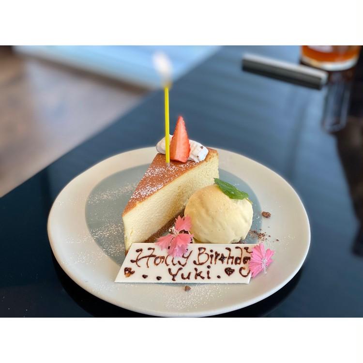 ELLE cafeでクリスマス女子会ランチ♡表参道カフェ_4