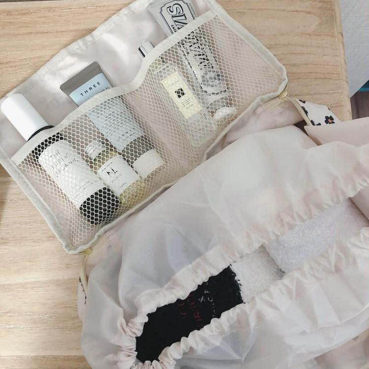【BAILA 5月号付録】IENAのガーメントバッグが使い勝手バツグン♡_5