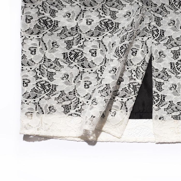 【Ezick(エジック)の白レーススカート】ちょうどいい甘さで着られる春ボトム見つけました!【エディターのおうち私物vol.246】_5_3