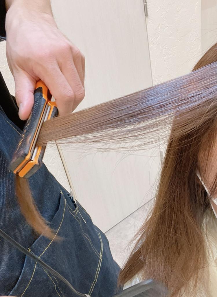 【髪質改善】話題の酸熱トリートメントをやってみた_2