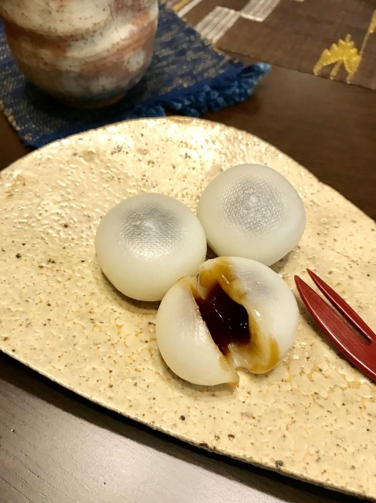 無印良品の冷凍食品「みたらしだんご」実食感想(おいしい)