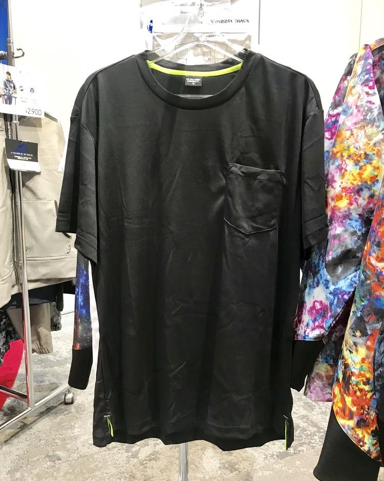 耐久撥水半袖Tシャツ¥580/ワークマン
