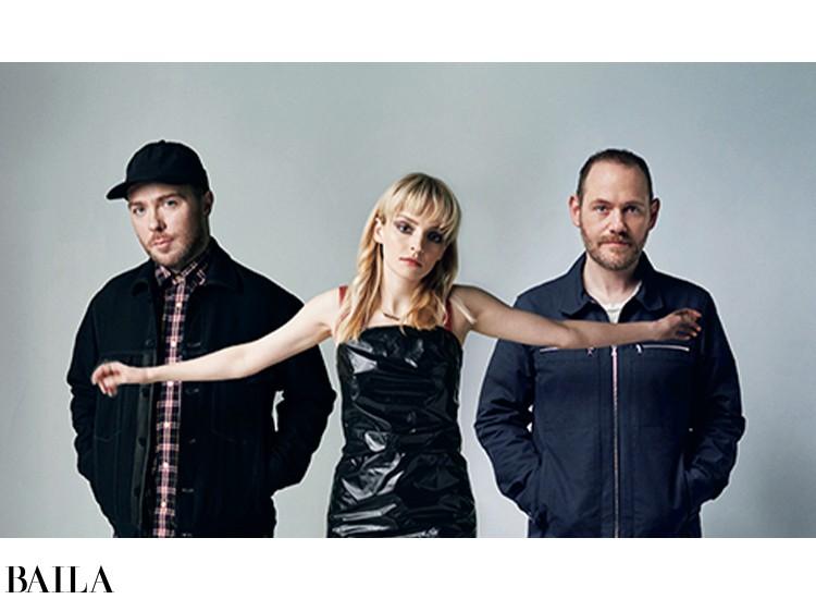 チャーチズ  英グラスゴー出身の3人組バンド。透き通った高音を持つローレン・メイベリーとシンセサウンドの調和が魅力。リアリティショー「テラスハウス」のオープニングでも有名。