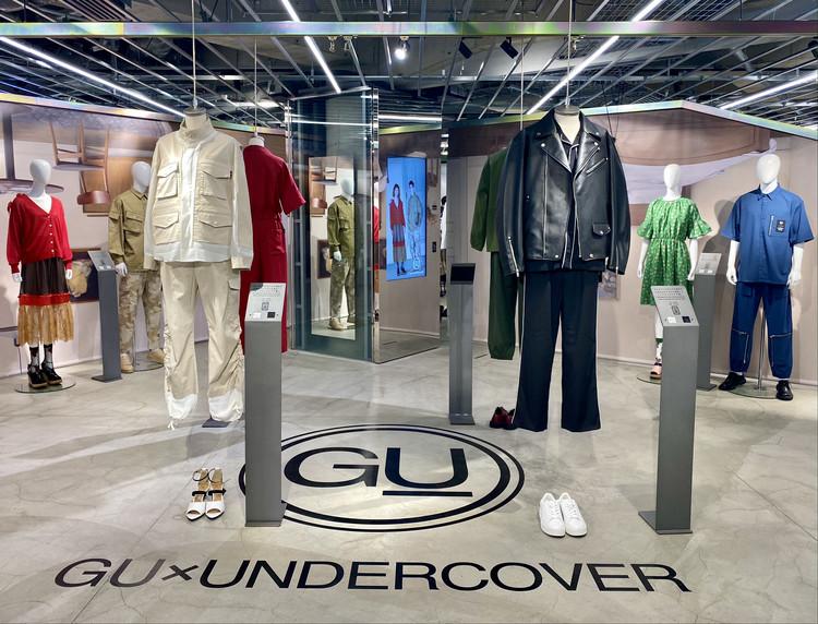 【ジーユー(GU)】超人気ブランド「アンダーカバー(UNIDERCOVER)との激レアコラボ実物をプロが徹底チェック、おすすめアイテム10を厳選