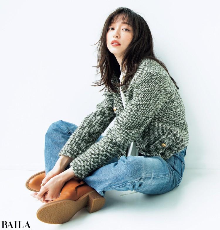 12歳でのモデルデビューから20年。成熟してもなお、新しい自分へと歩み続けるモデル・松島花の心に触れる。優しさと思いやり、柔軟性。