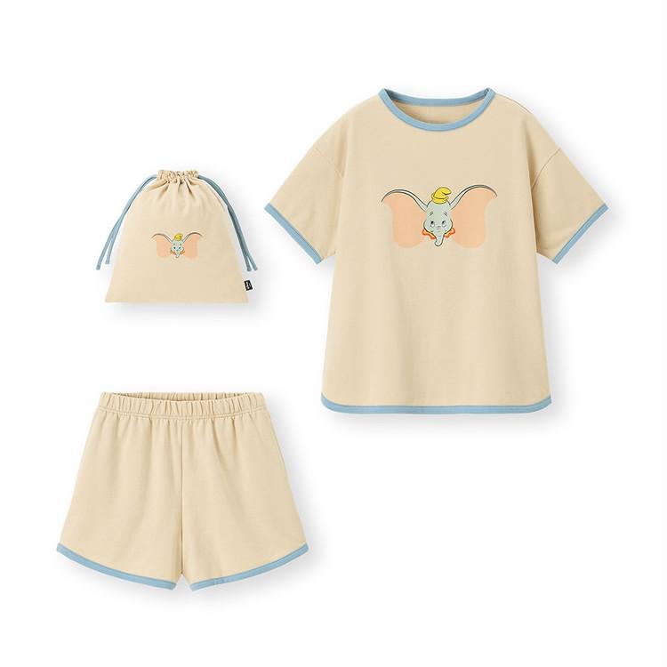 ラウンジセット(半袖&ショートパンツ)UNDERCOVER¥2990/ジーユー(ジーユー×アンダーカバー)