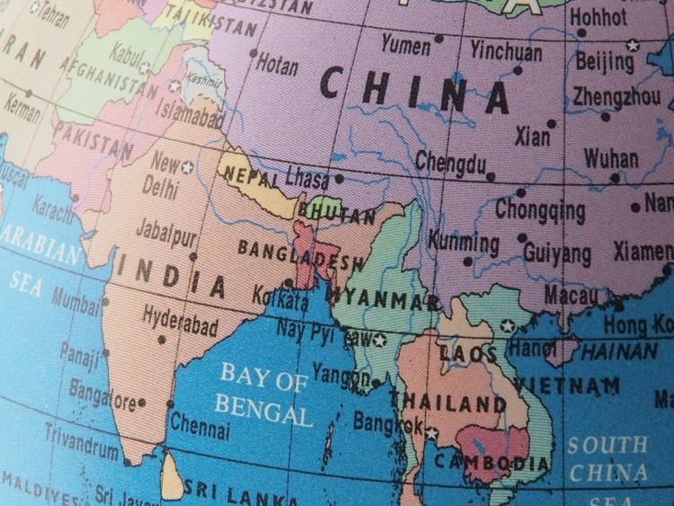 一帯一路とは「中国が提唱した広域経済圏構想」