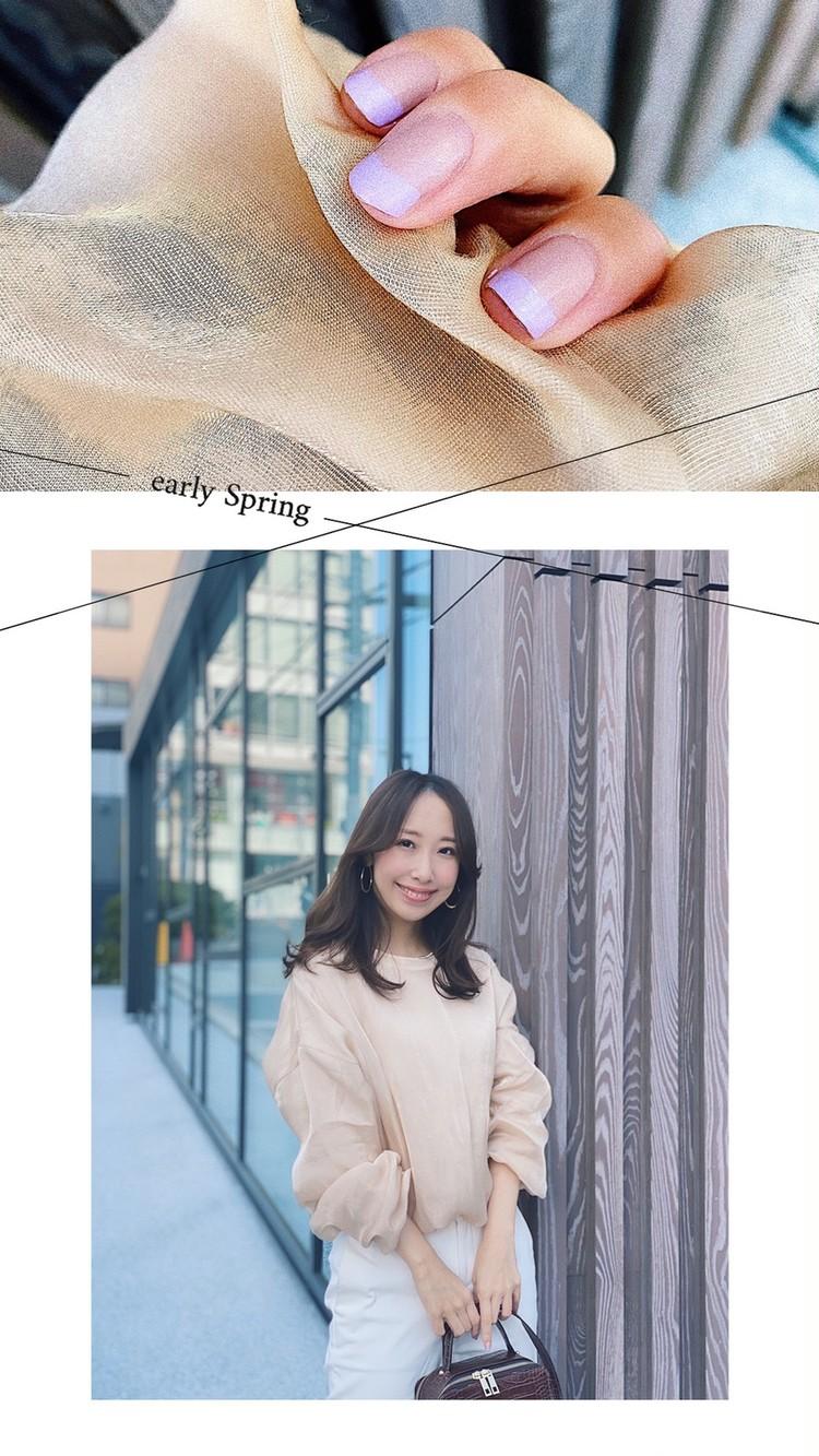 【ZARA】シアー素材のトップスで「春」を先取りコーデ!_2