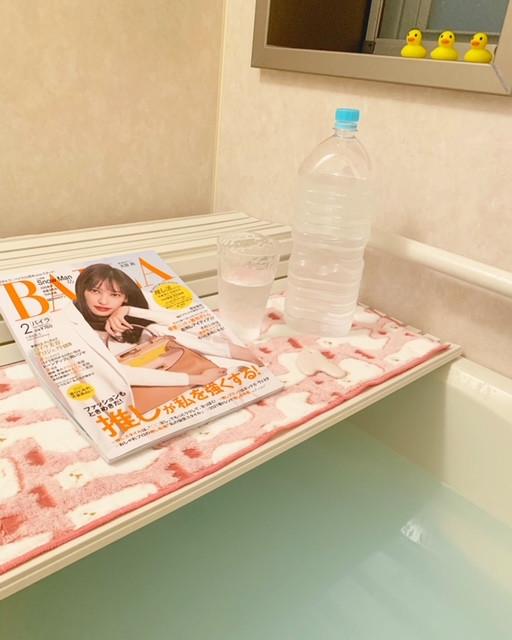 【入浴前の水分補給】ラベルレスボトルでSDGs!_3