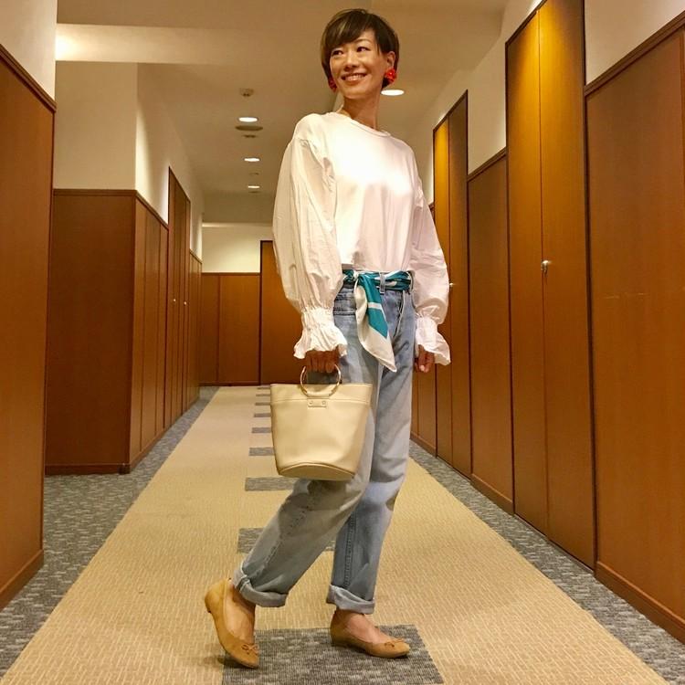 自腹大正解♡ガチ着回せる【ZARA・しまむら・ユニクロ】ほめられ神逸品8_4