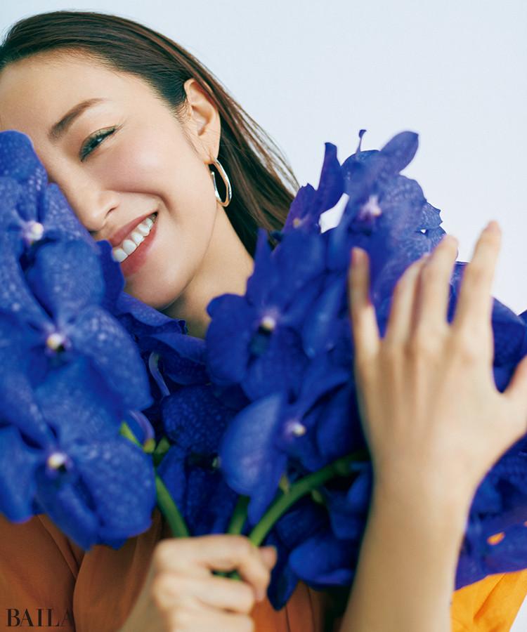 神崎恵「すべては自分のために。それを楽しいと思えた瞬間、より生き生きとした日々を迎えられるはずです」