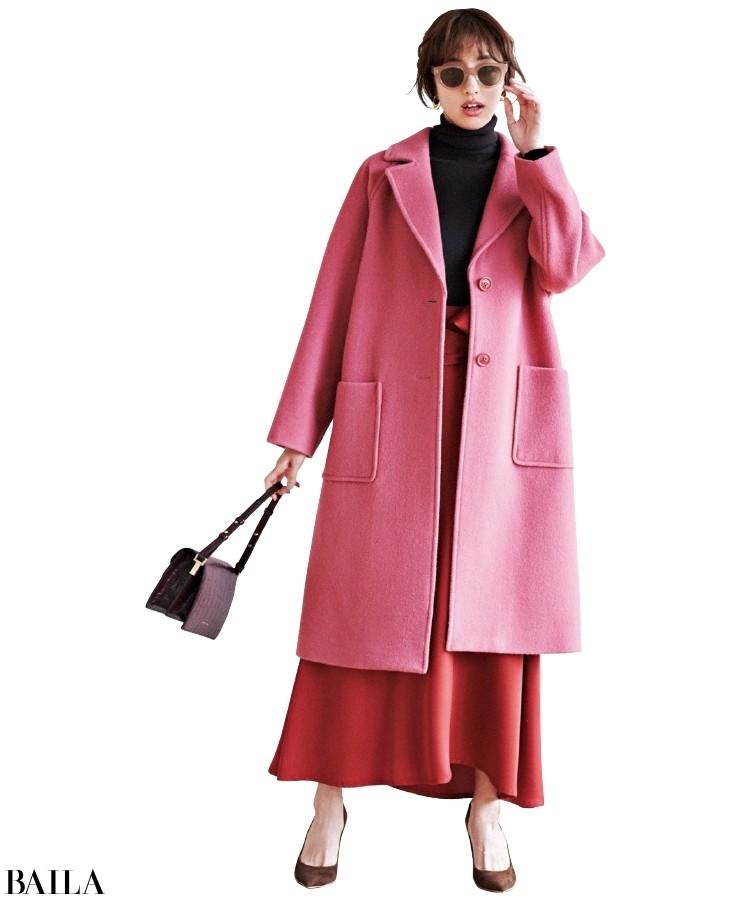 ミラ オーウェンのコート