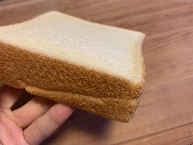 """【速報】モスの""""バターなんていらないかも(略)食パン""""を実食_2"""