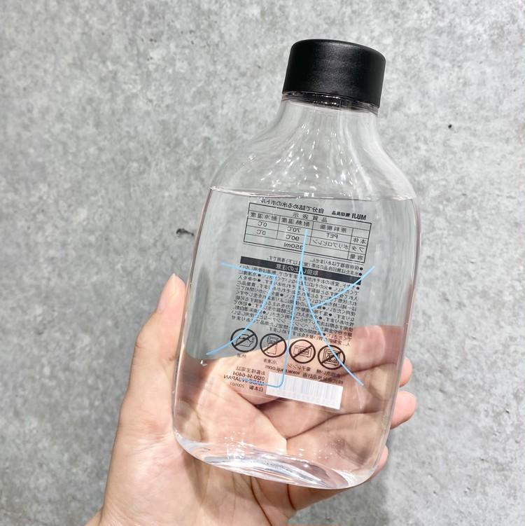 【無印良品】ペットボトルごみ削減・持ち運べる「自分で詰める給水ボトル」新発売、無料の給水サービスを体験!_8