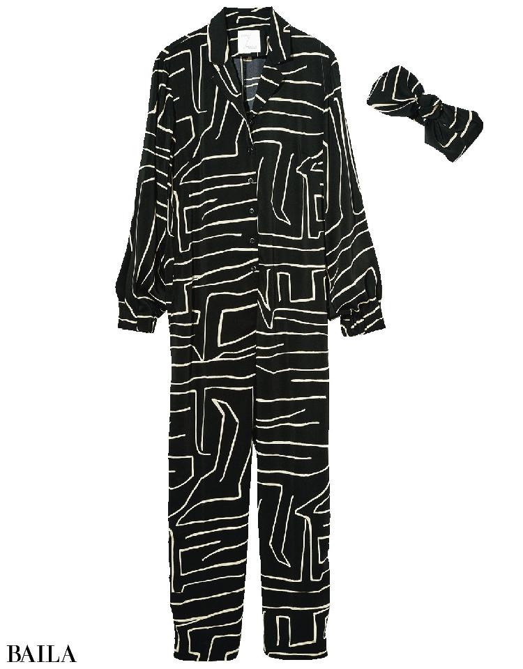 【GELATO PIQUE × styling/】  「おうち時間を贅沢に過ごせそうなコラボラウンジウェアを狙い中」(ライターE)