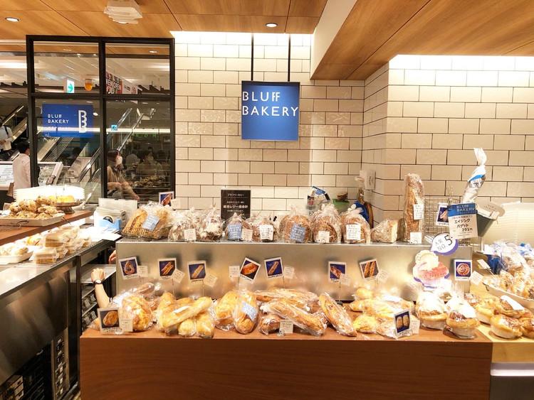 横浜駅で500種類以上のパンが集結!《ベーカリースクエア》_4