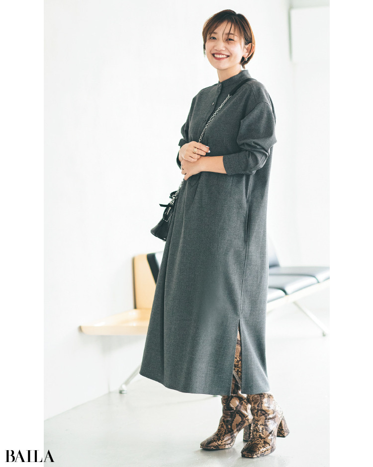【30代スタイリストが私服でアンサーまとめ】リアルだから役に立つ。その冬服はもっと素敵に着られる!_10