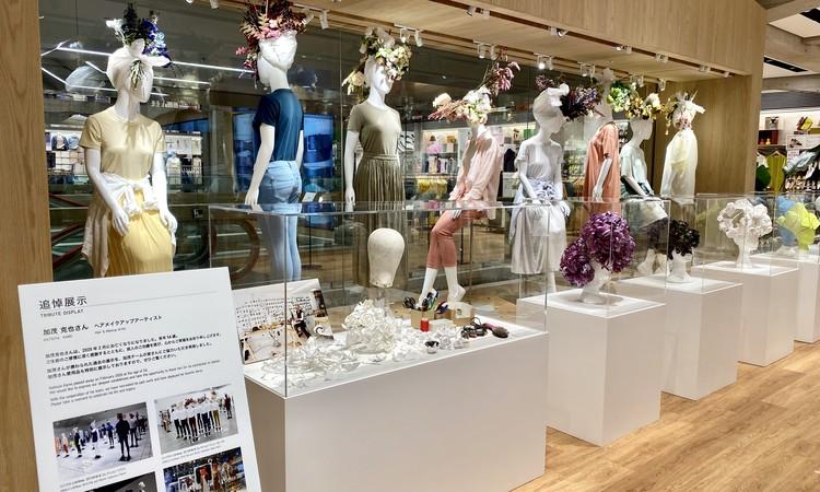 UNIQLO TOKYO(ユニクロ トウキョウ) 加茂克也 展示画像