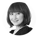 バイラ編集長 湯田桂子