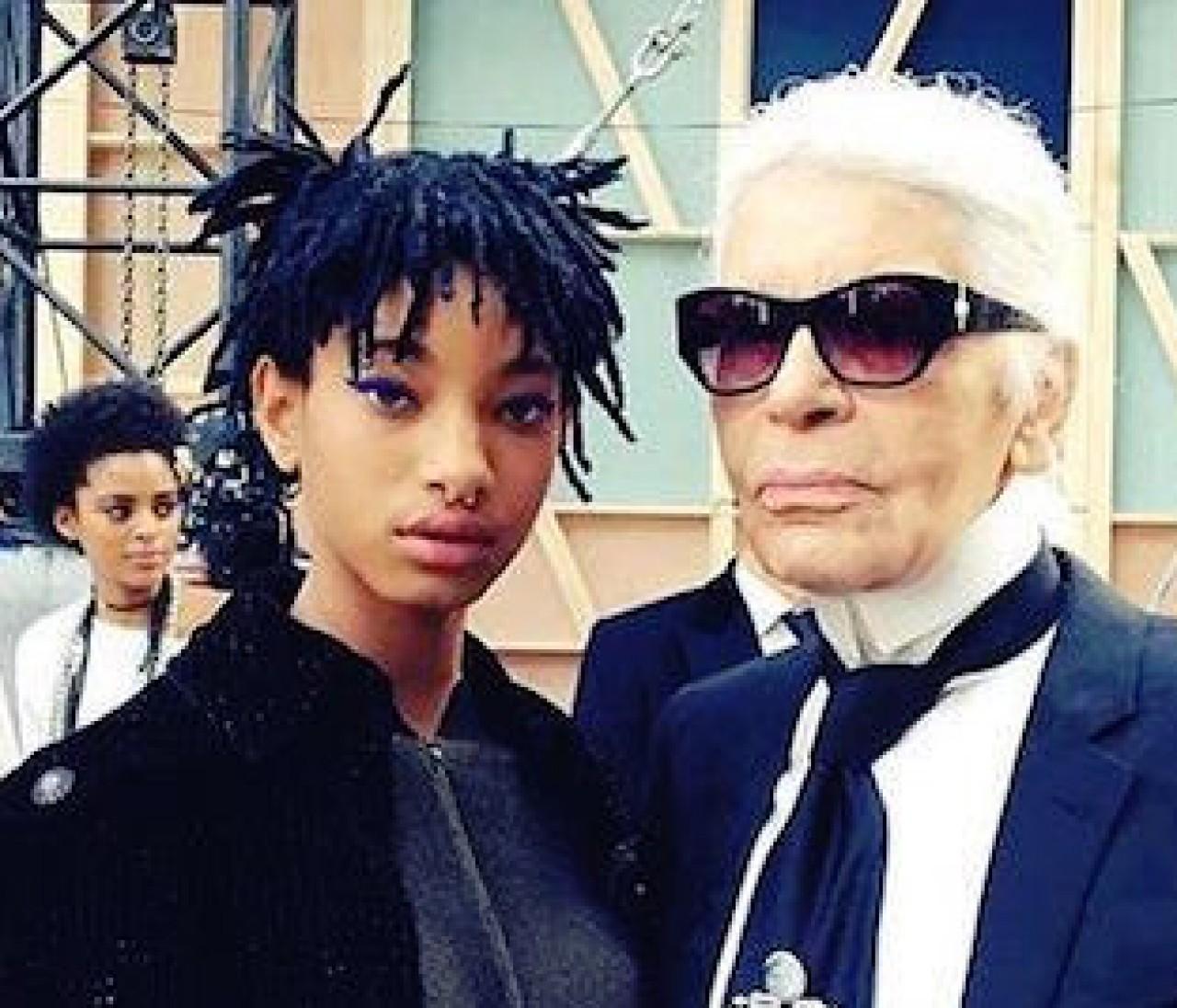 ファッション界が争奪戦! スーパークールな2世セレブ、スミス兄妹