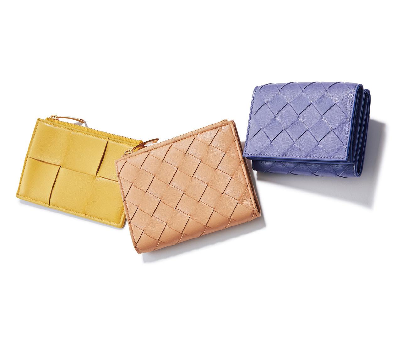 【ボッテガ・ヴェネタ】ミニ財布からジュエリーまで、春の新作小物をチェック!