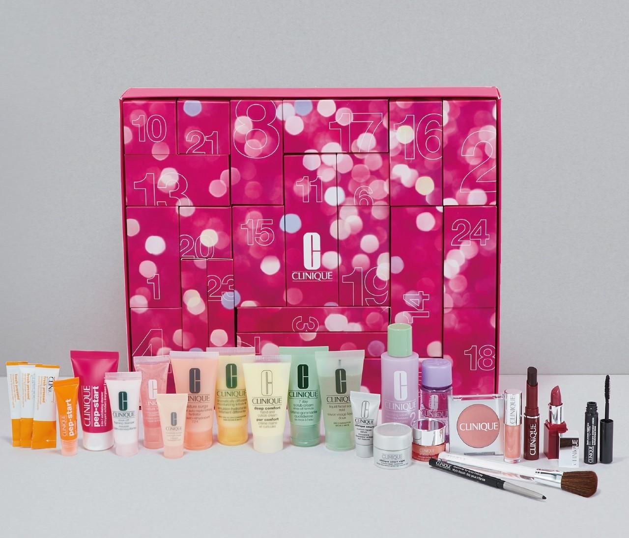 【クリスマスコフレ】クリニークの贅沢アドベントカレンダーで自分磨き!