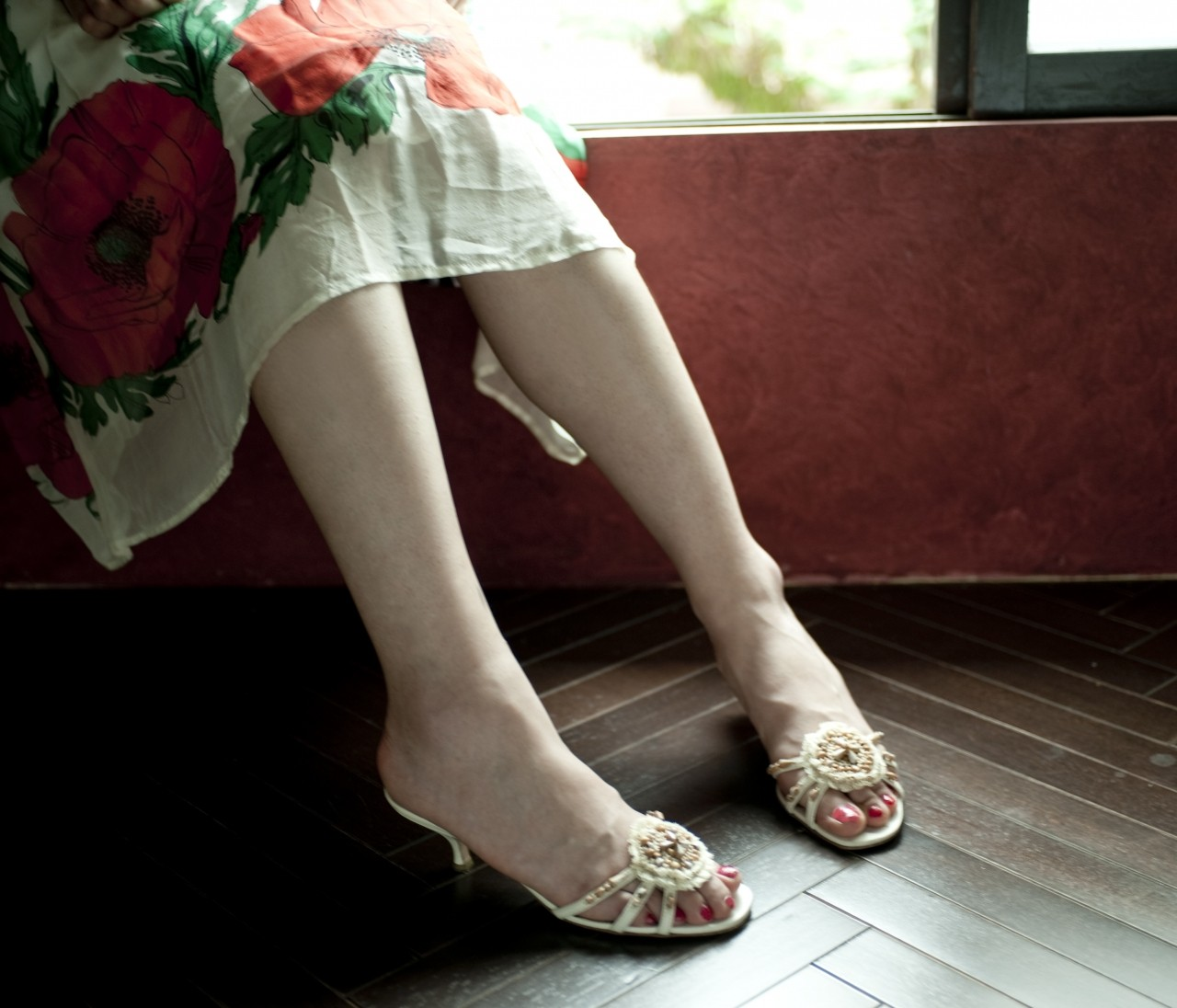 夏目前! 紫外線から肌を守る本命UV【5】脚・腕・背中編