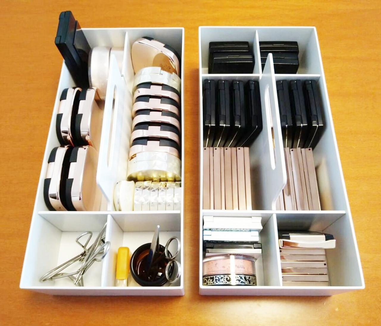 【無印良品】収納キャリーボックスがかなり使える!コスメや雑貨の整理におすすめ♡