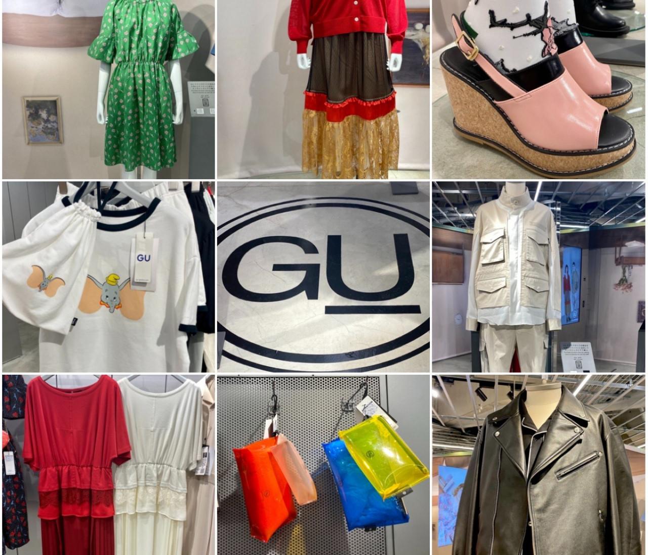 【ジーユー(GU)】超人気ブランド「アンダーカバー(UNDERCOVER)」との激レアコラボ実物をプロが徹底チェック、おすすめアイテム10を厳選!