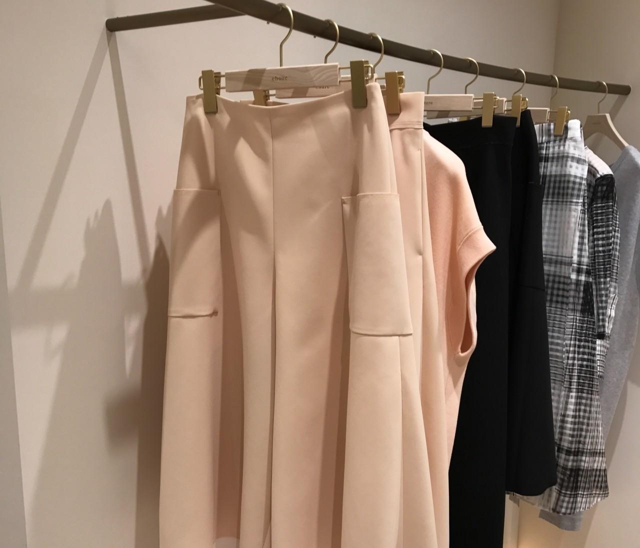 日本初店舗 ebure(エブール)GINZA SIX店へ