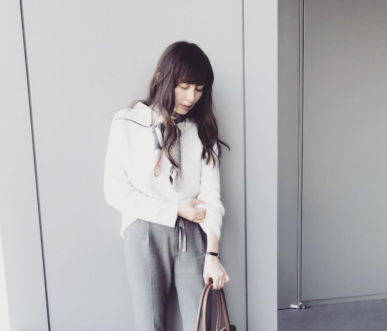 週4ブランドはユニクロ・ザラだけじゃない♡Andemiu(アンデミュウ)のニット