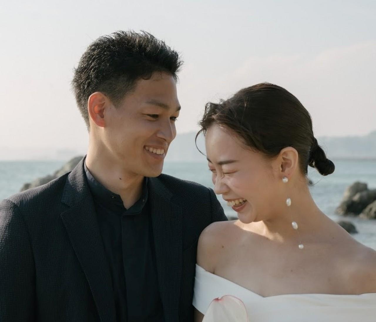【Wedding】3か月後、ここで結婚式を挙げます!