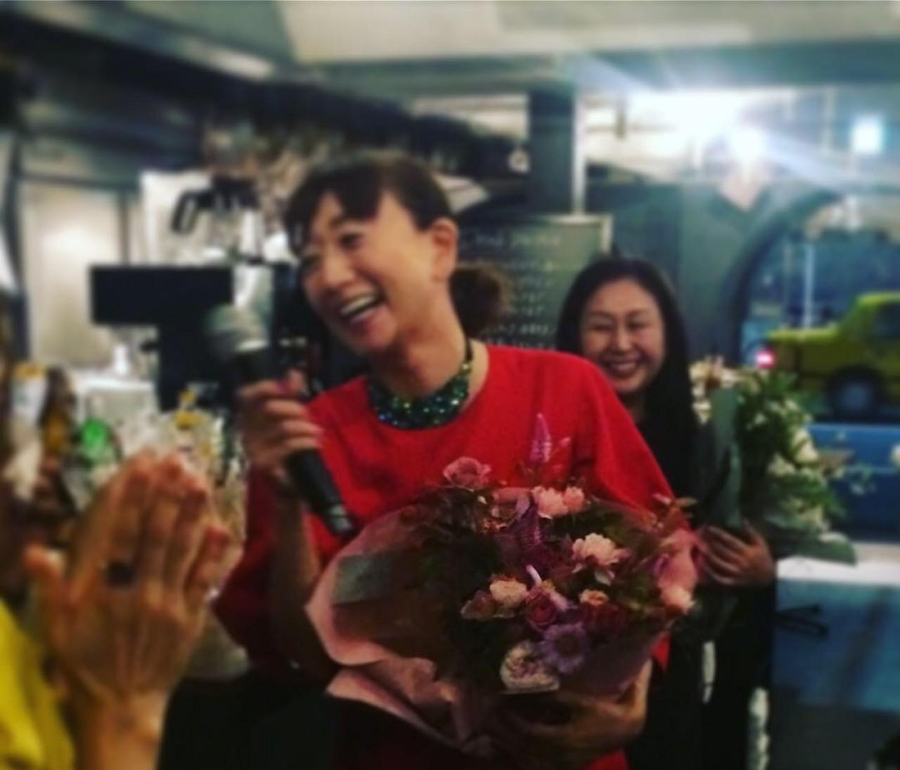 『 LIFE IS BEAUTY 』藤原美智子さんの出版記念パーティーへ!