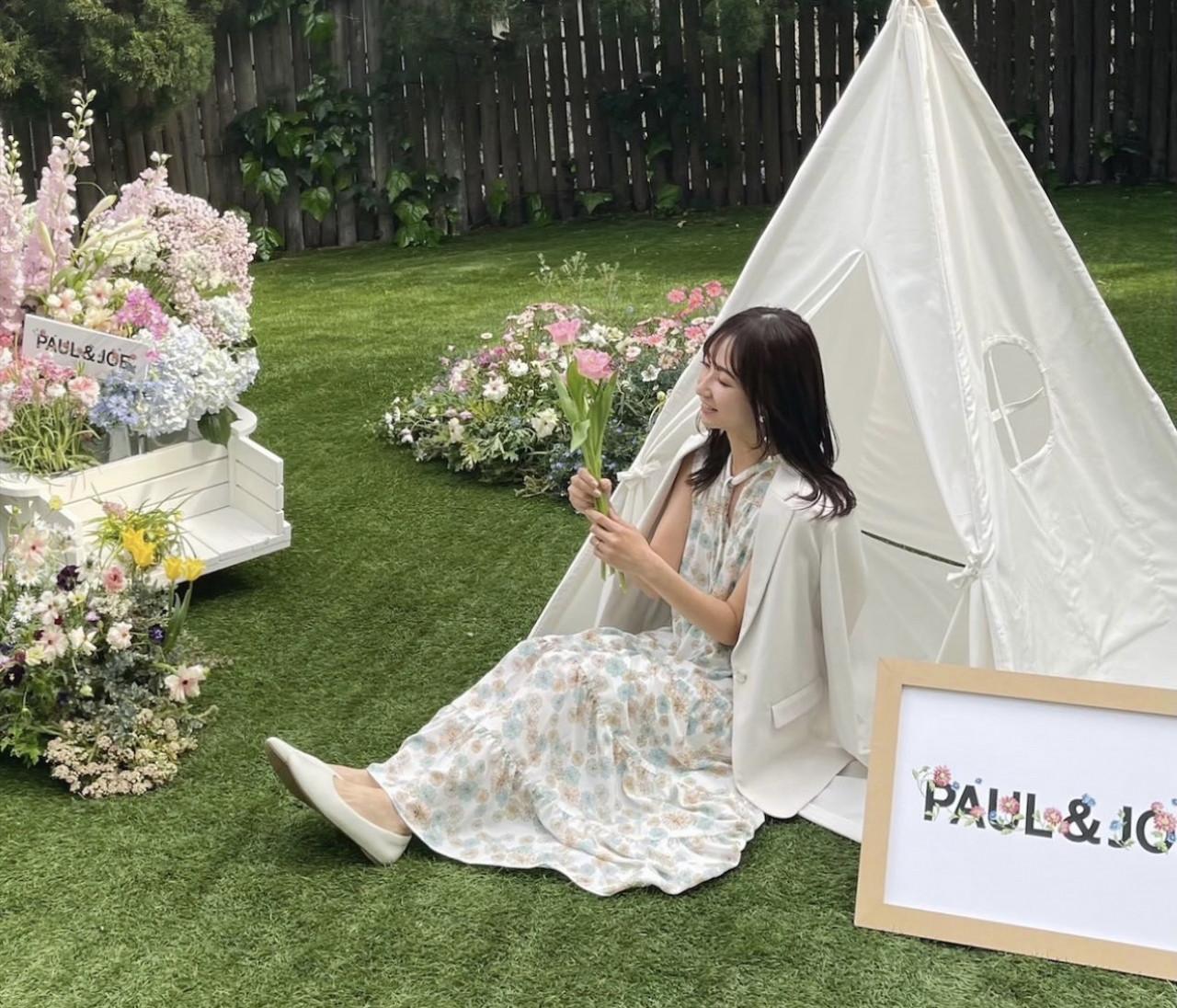 【UNIQLO】PAUL&JOEコラボ試着会へ♡
