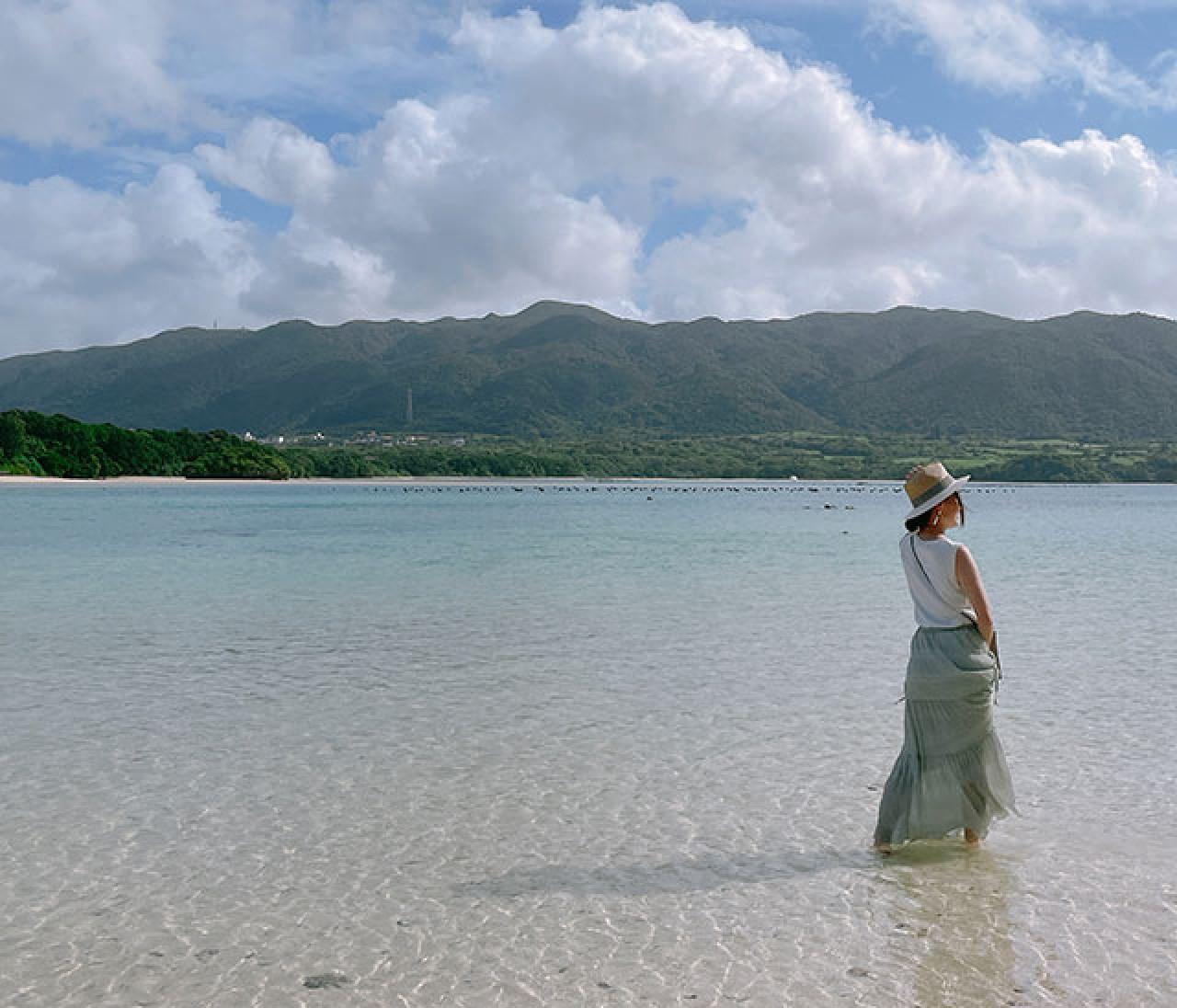【go to トラベル】石垣島でリゾート女子旅♡ 前半