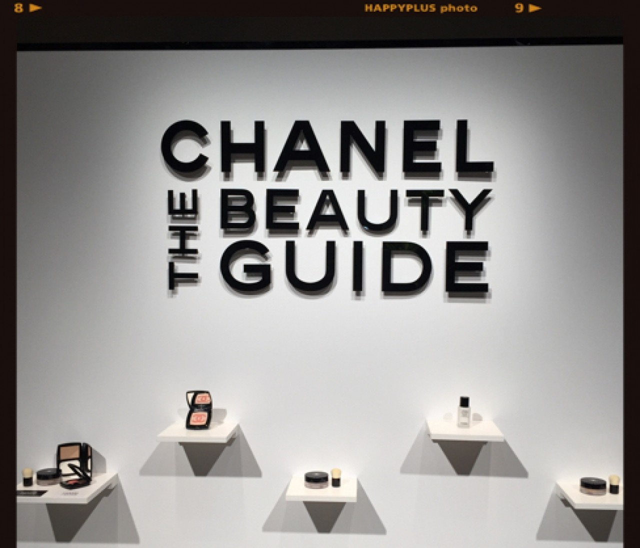 CHANEL THE BEAUTY GUIDE 3