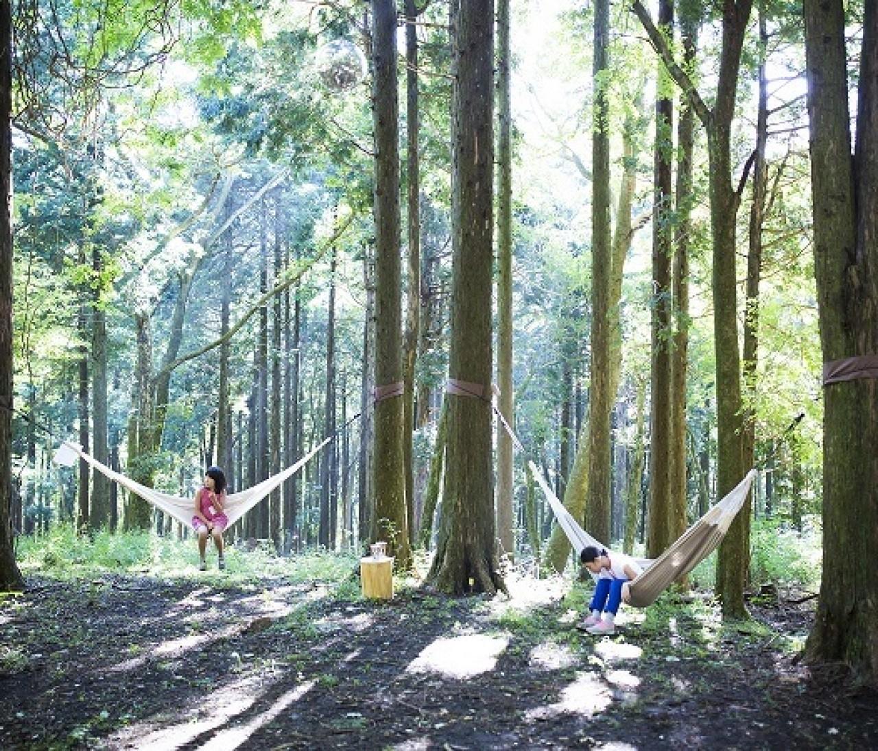 大人気キャンプイベント、ポーラ美術館の「FOREST MUSEUM 2019」申込開始!