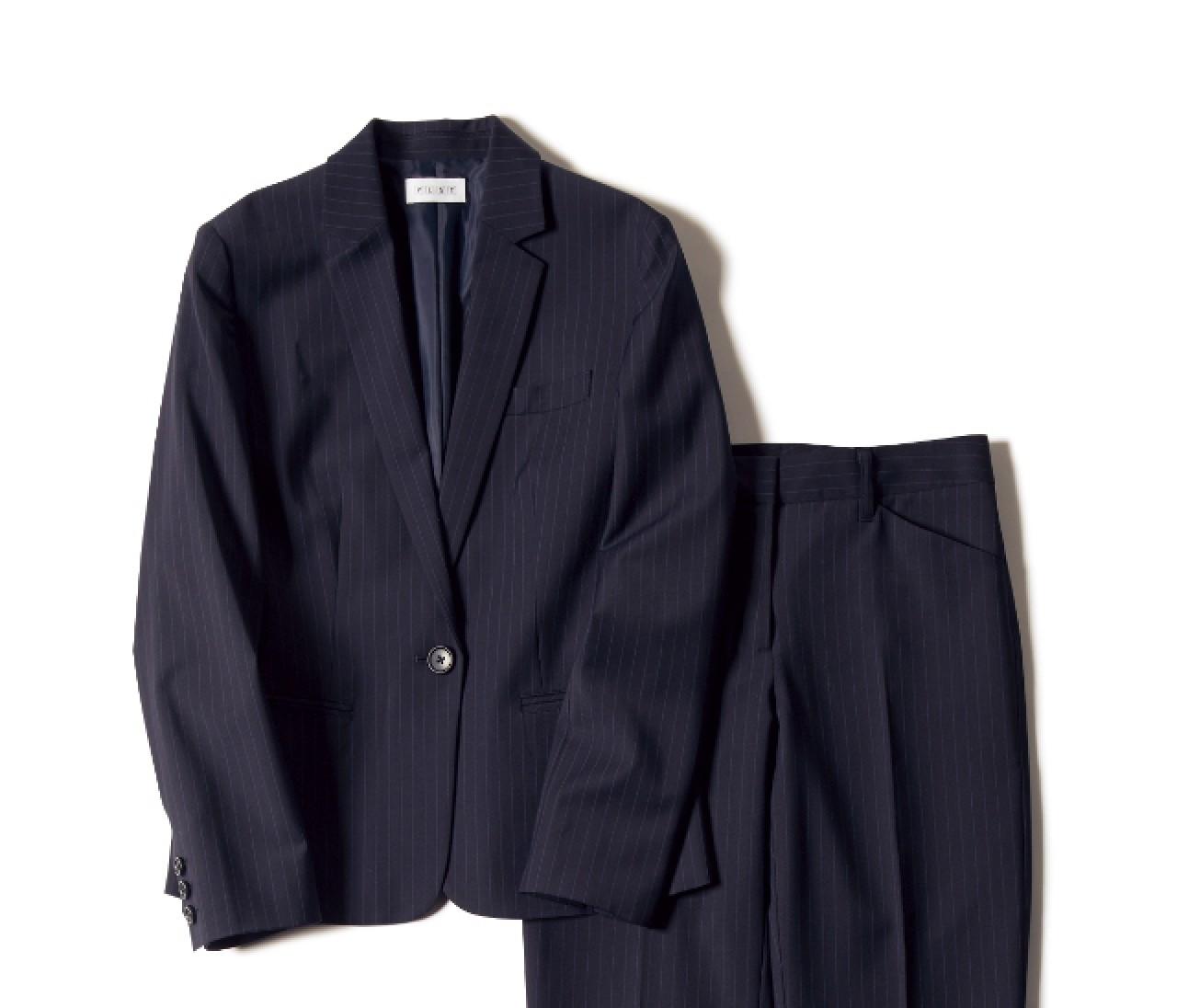 リクルートから冠婚葬祭までお任せ! プラステの美麗スーツ