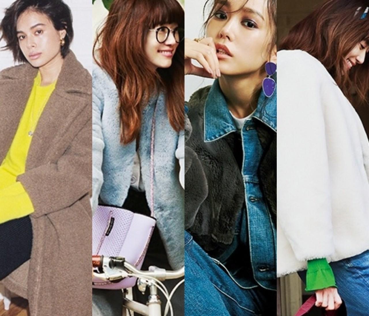 モコモコ可愛い♡【30代のファーコート】大人コーデ15選|30代レディースファッション