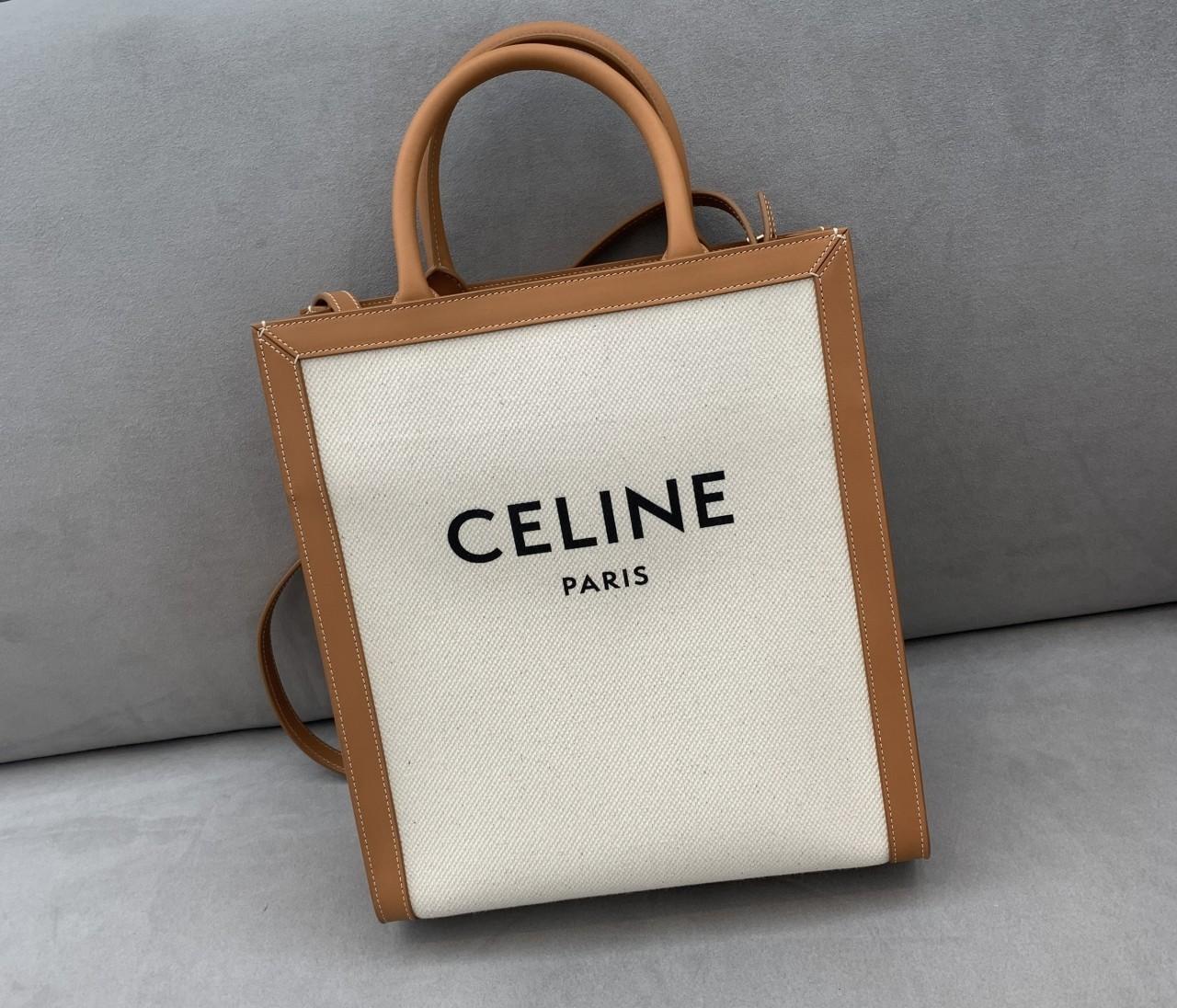 【CELINE】本命春バッグは「ブランドロゴトート」