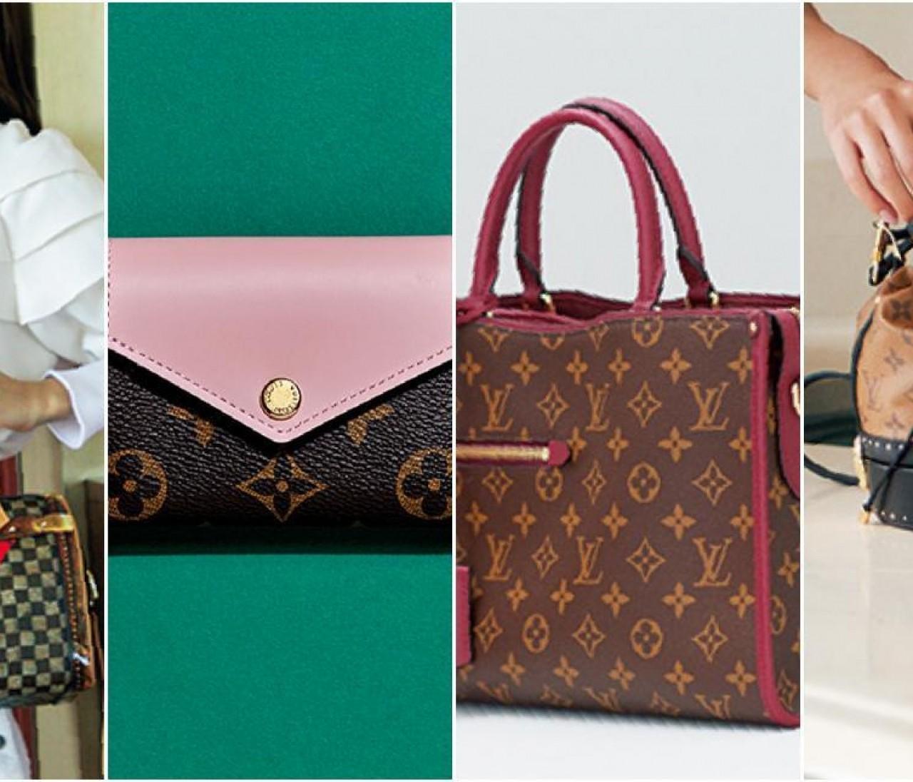 【ルイ・ヴィトン(LOUIS VUITTON)】人気のバッグ&小物を、がんばった自分へのご褒美に♡