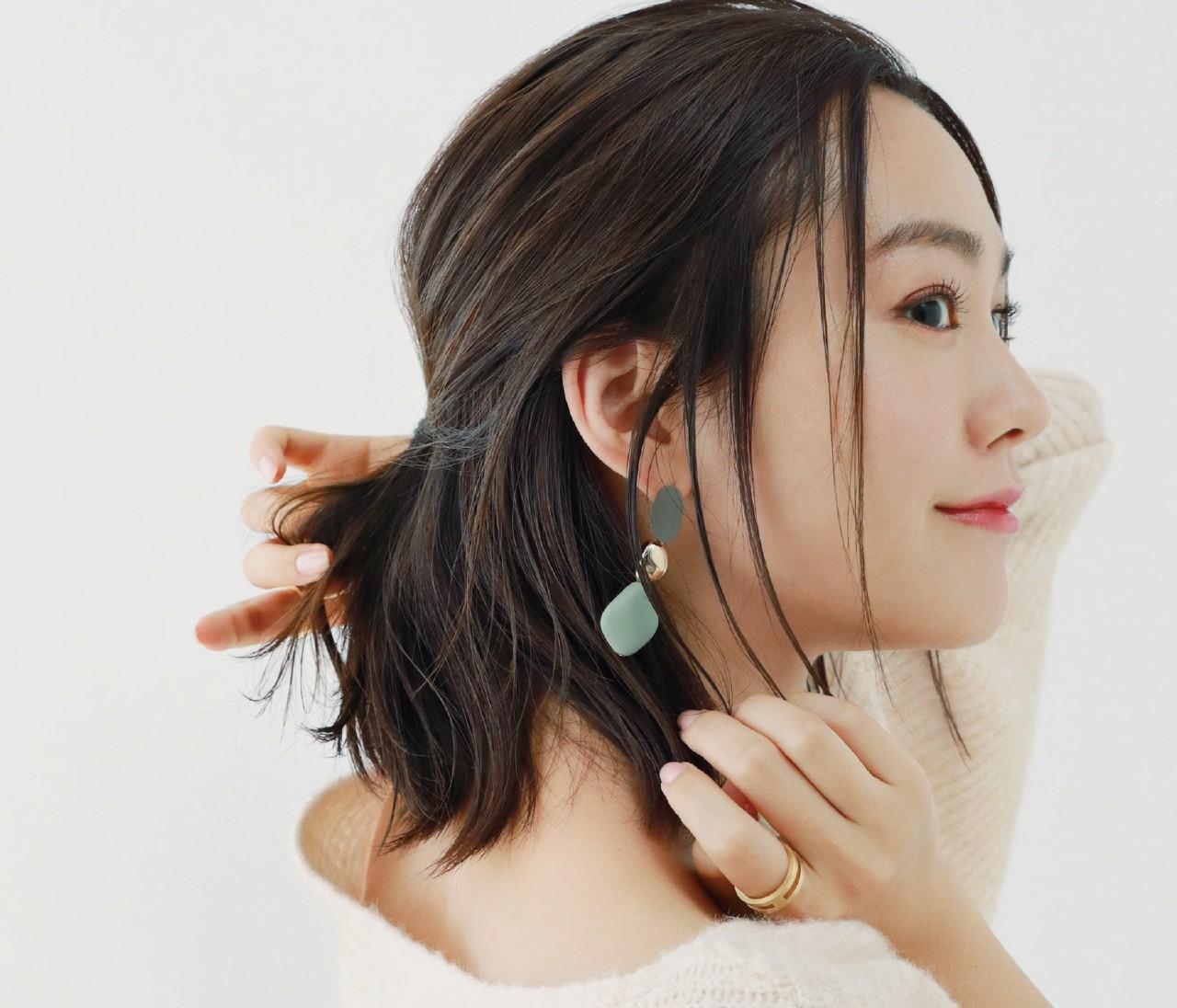 最近、美玲の髪がぐっと素敵になったワケ
