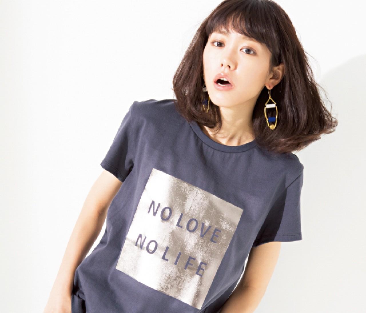 通勤も休日も♡ BAILA6月号で大人の【Tシャツ】おしゃれに本気出す!
