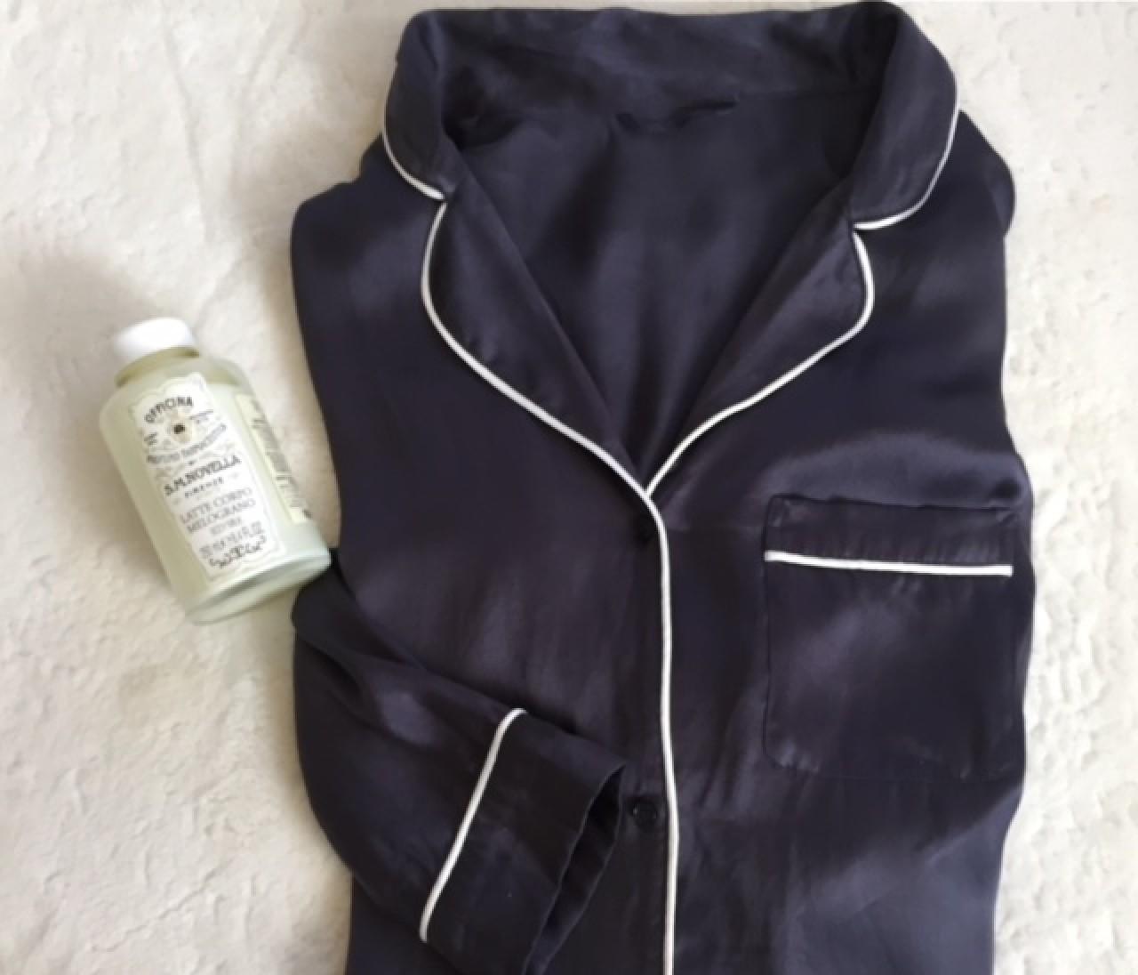 【隠れ名品】探してたシルクパジャマを「H&M」で発見!