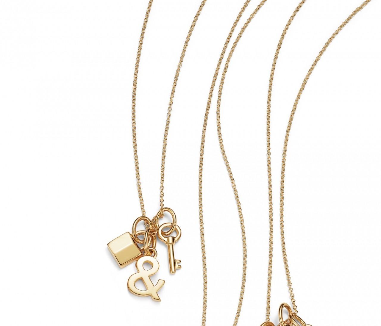 """ティファニーを象徴する""""あの文字""""がチャームに♡ 新作ネックレス「Tiffany & Love」にラブコール!"""