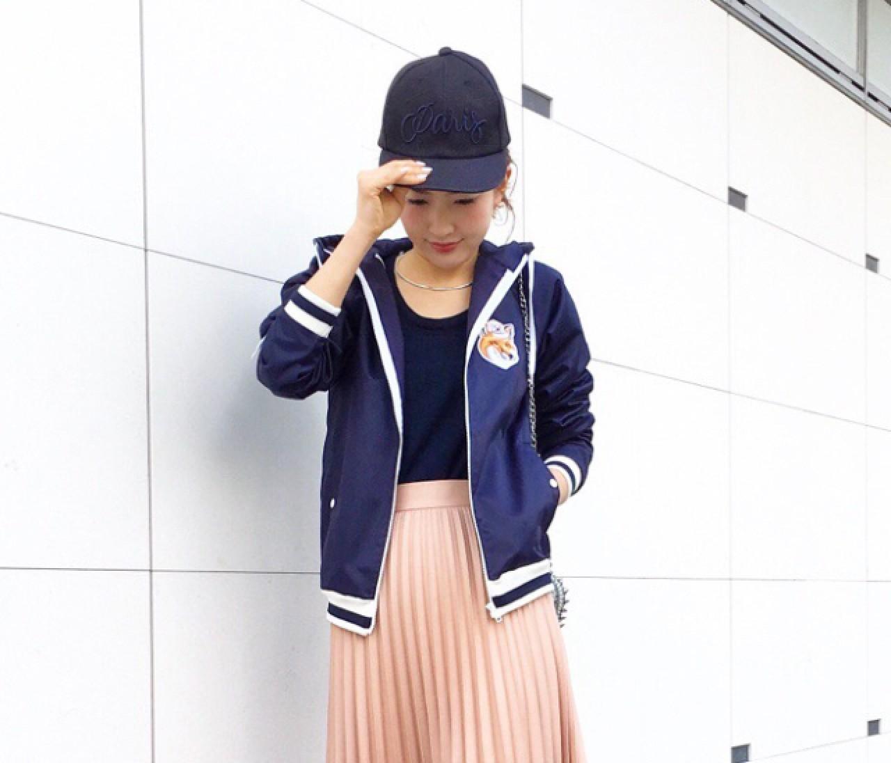 【#バイラーズの春服 #OOTD】木本 静さん(2016年3月31日)